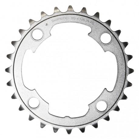 Corona 10 velocità Shimano XTR FC-M985 2x10 28 t (AG)