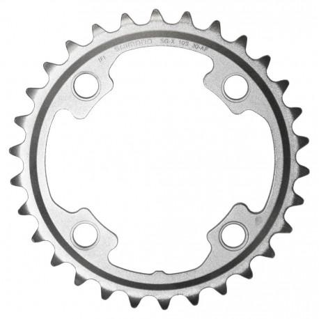 Corona 10 velocità Shimano XTR FC-M985 2x10 30 t (AF)