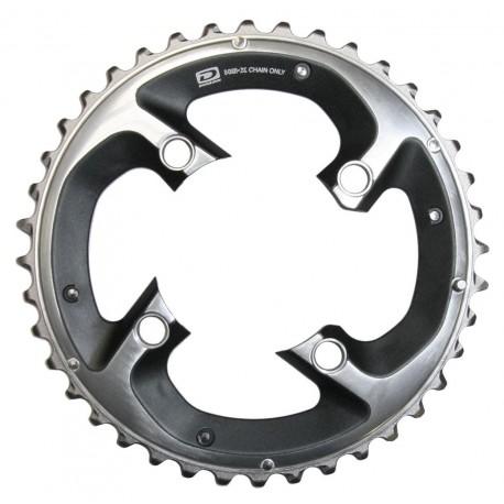 Corona 10 velocità Shimano XTR FC-M985 2x10 40 t (AG)