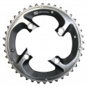 Corona 2x10 velocità Shimano XTR FC-M985 giro bulloni 88mm 40 denti (AG)