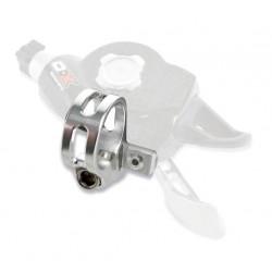 SRAM X.0/X.9 collare argento
