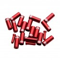 SRAM Ferrule Kit Aluminum red