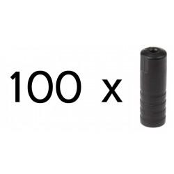 Shimano End Cap Gear Cable SP-40 sealed (100 pieces)