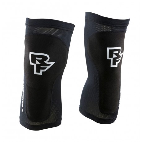 Ginocchiere Race Face Charge Leg Black XL
