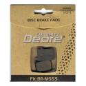 Pastiglie Freno Shimano Deore per BR-M555 resin M02