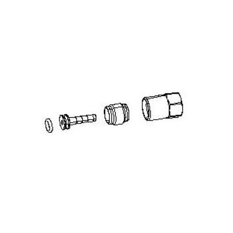 Formula Kit connessione tubi per Formula RX / The One / R1