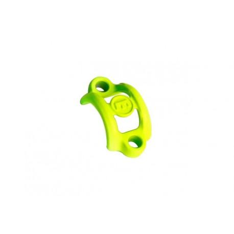 Magura Handlebar Clamp Aluminum neon-yellow