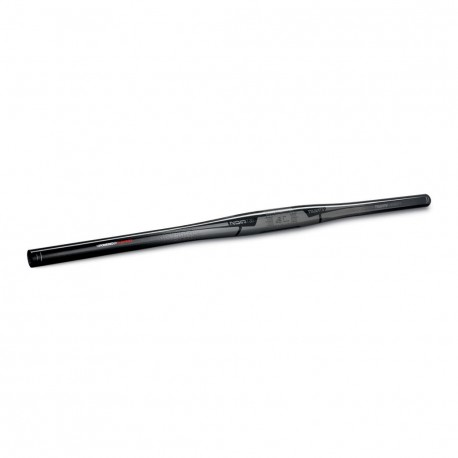 Manubrio Flat 31.8mm Truvativ Noir T30 Carbon 10° 31,8x700mm