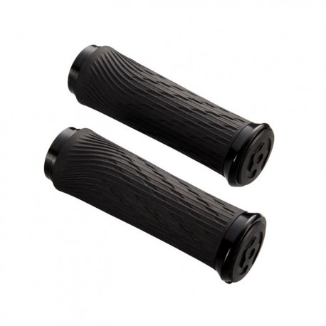 Manopole Lock-On SRAM Handle for Grip Shift, 100mm incl. Lockring