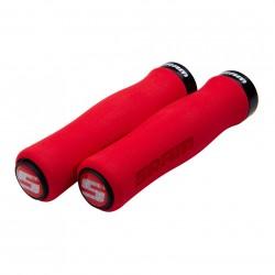 Manopole Lock-On SRAM Contour Foam red