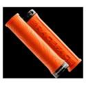 Manopole Lock-On Race Face Half Nelson arancione