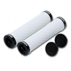Manopole Lock-On SRAM white