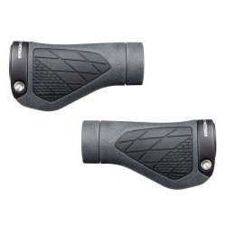 Manopole Ergonomiche Ergon GS1 Dual Twist Shift MTB Racing black