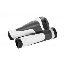 Manopole Ergonomiche Cube RFR Comfort S white-grey