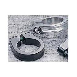 Collarino Mounty Special Tec-Clamp nero 32 mm