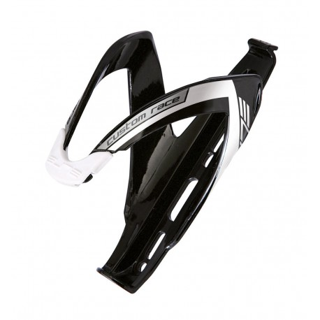Portaborraccia Elite Custom Race black/white