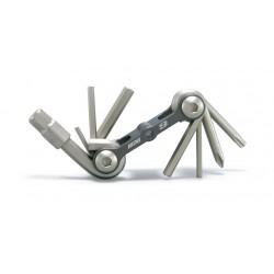 Chiavi Multiuso Topeak Multiattrezzo di Tipo Fisso Mini 9