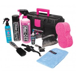 Muc Off kit per la pulizia della bici Ultimate Bicycle Kit