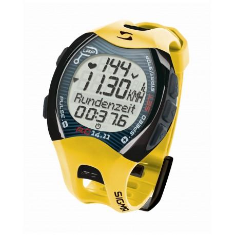 Cardiofrequenzimetro Sigma Sport RC 14.11 giallo