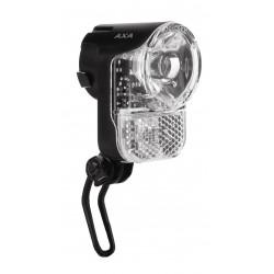 Luce a Dinamo Anteriore Axa Pico 15 Switch LED