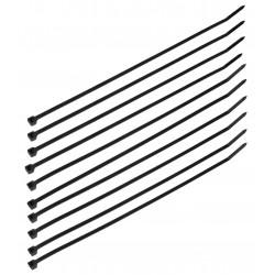 diverse fascette autostringenti 200x3,6mm 10 PZ