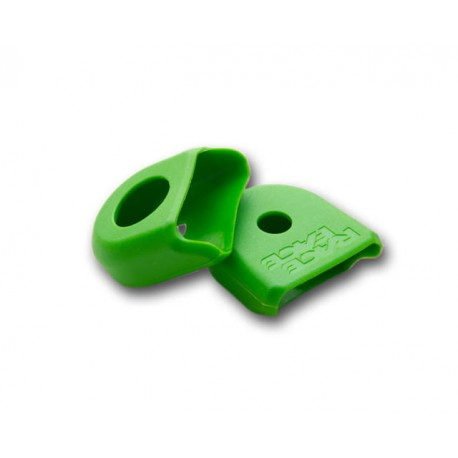Race Face Crank Boot green