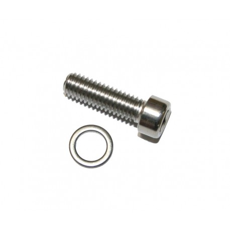 Shimano Screw with washer for crank