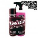 Muc-Off X-Tra Value Duo Pack Bike Cleaner Bike Spray