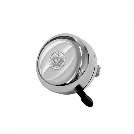Campanello Reich Cycle Bells Safety silver