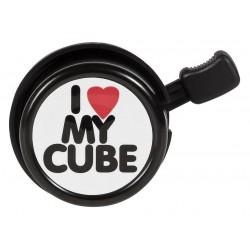 """Campanello Cube """"I love my Cube"""""""