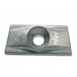 Piastra Hebie Counter Plate