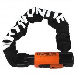 Catena Antifurto Kryptonite Evolution Series 4 Integrated Chain 1055 mini