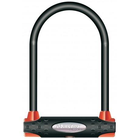 Lucchetto U-Lock Master Lock Bagelschloss 8195 schwarz