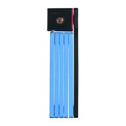 Lucchetto semisnodato Abus Bordo 5700 nero/blu 80cm Security Level 7