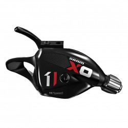 SRAM X01 Trigger 11-speed black - red