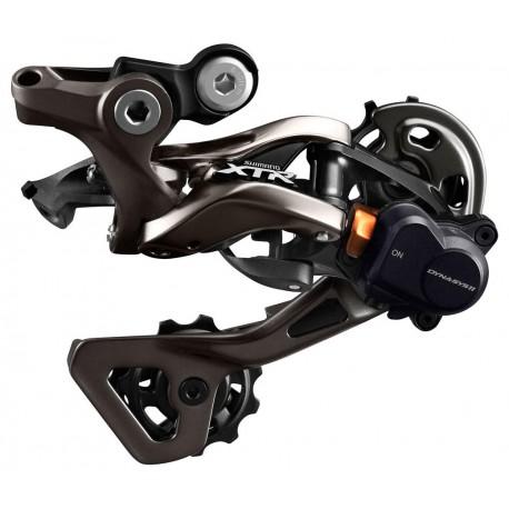 Cambio Shimano XTR 11-velocità RD-M9000 SGS Shadow+