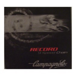 Catena Campagnolo Record UD 9-velocita