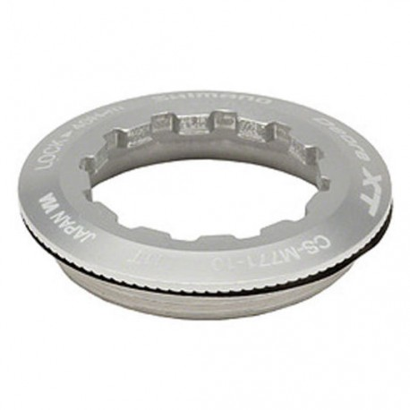 Shimano Lock ring with Spacer ring for CS-M771
