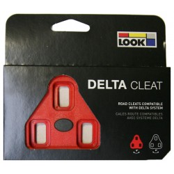 Tacchette Look DELTA Standard red