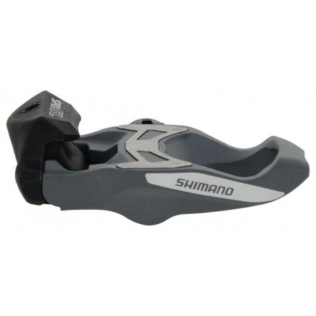 Pedali Shimano PD-R550 SPD-SL grey