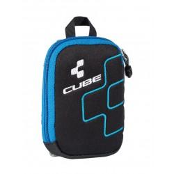 Marsupio Cube Camera Case black/blue