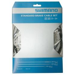 Shimano Set cavi e guaine freno Standard  MTB-Road
