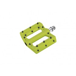 Pedali Flat Cube RFR HPP green