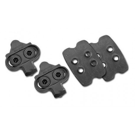 Shimano SPD SH51 MTB Pedal Cleats incl. backing plate