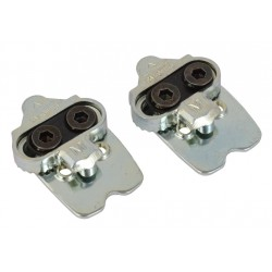 Tacchette e piastrine Shimano SPD SM-SH56 Silver