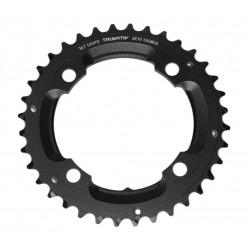 Corona Truvativ MTB 36T 104mm Alu black