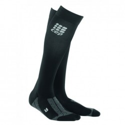 CEP calzini sportivi a compressione Recovery Socks uomo nero mis. 3