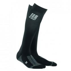 CEP calzini sportivi a compressione Recovery Socks uomo nero mis. 4