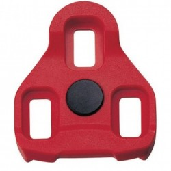 EXUSTAR pedali tacchette E-ARC10 rosso