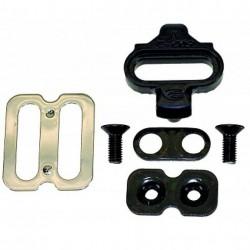 EXUSTAR pedali tacchette E-C-05